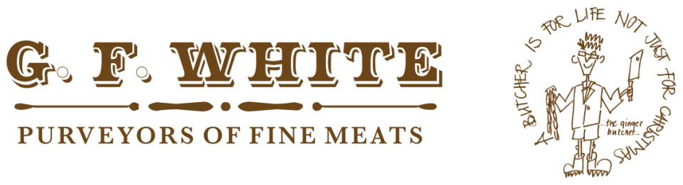 G F White Butchers | Purveyors of Fine Meats | 16 Red Lion Street, Aylsham, North Norfolk, NR11 6ER